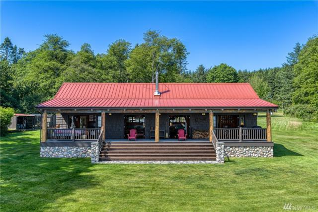 1158 Thatcher Pass Rd, Decatur Island, WA 98221 (#1467642) :: Canterwood Real Estate Team
