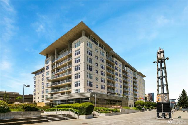 1515 Dock St #418, Tacoma, WA 98402 (#1467670) :: Chris Cross Real Estate Group