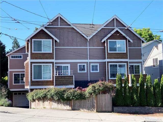 411 NW Market St B, Seattle, WA 98107 (#1467861) :: TRI STAR Team | RE/MAX NW