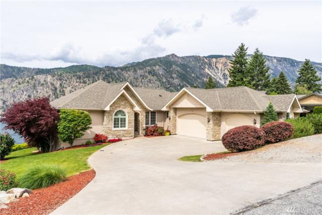 2901 Lakeshore Dr, Manson, WA 98831 (#1467881) :: Kimberly Gartland Group