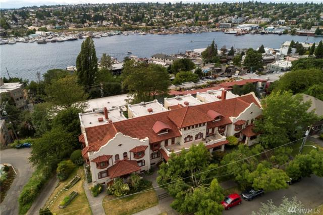 2909-A Franklin Ave E, Seattle, WA 98102 (#1468139) :: Real Estate Solutions Group