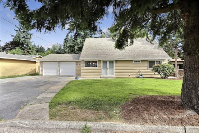 430 S 181st St, Burien, WA 98148 (#1468281) :: Better Properties Lacey