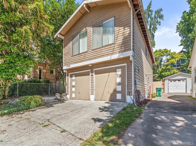 6740 25th Ave NW, Seattle, WA 98117 (#1468677) :: TRI STAR Team | RE/MAX NW
