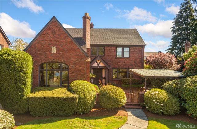 3732 47th Place NE, Seattle, WA 98105 (#1468742) :: Record Real Estate