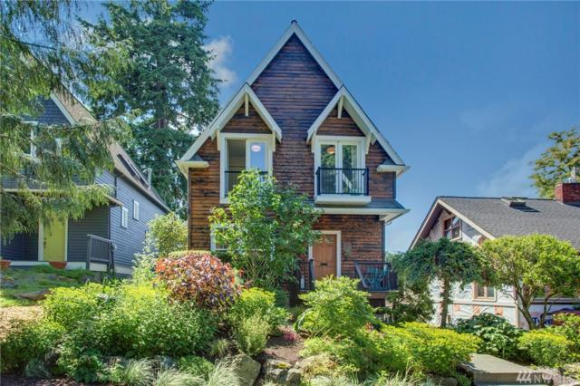 525 30th St, Seattle, WA 98122 (#1468834) :: Ben Kinney Real Estate Team