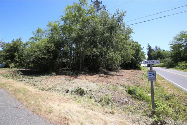 0 Beach Lane, Ferndale, WA 98284 (#1468939) :: Crutcher Dennis - My Puget Sound Homes