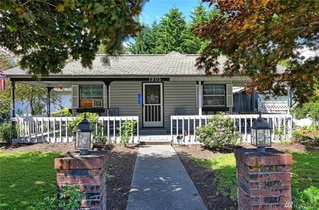 1005 Sauk Ave, Darrington, WA 98241 (#1469117) :: Real Estate Solutions Group