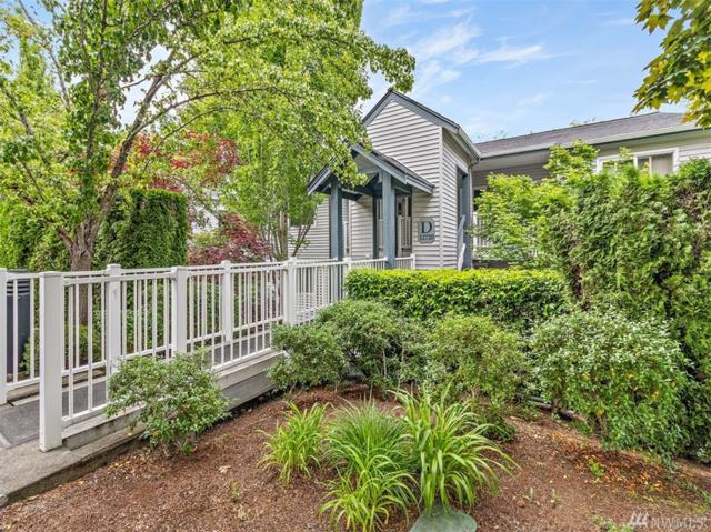 12720 NE 10th Place D206, Bellevue, WA 98005 (#1469182) :: Ben Kinney Real Estate Team