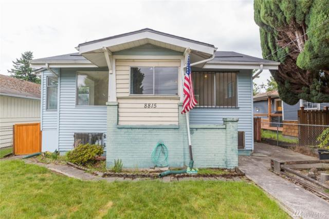 8815 11th Ave SW, Seattle, WA 98106 (#1469202) :: Ben Kinney Real Estate Team