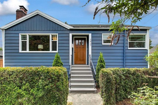 1417 NW 83rd St, Seattle, WA 98117 (#1469240) :: Kimberly Gartland Group