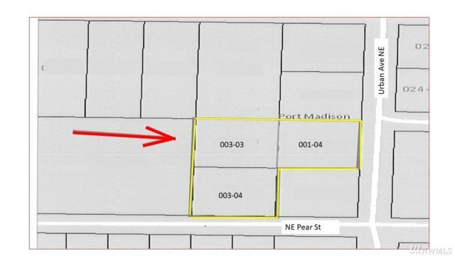 0 Urban Avenue NE, Suquamish, WA 98392 (#1469492) :: The Shiflett Group