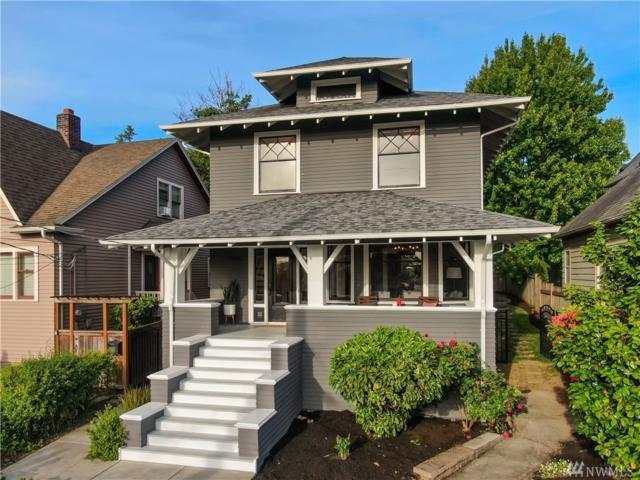 1406 31st Ave, Seattle, WA 98122 (#1469584) :: Ben Kinney Real Estate Team