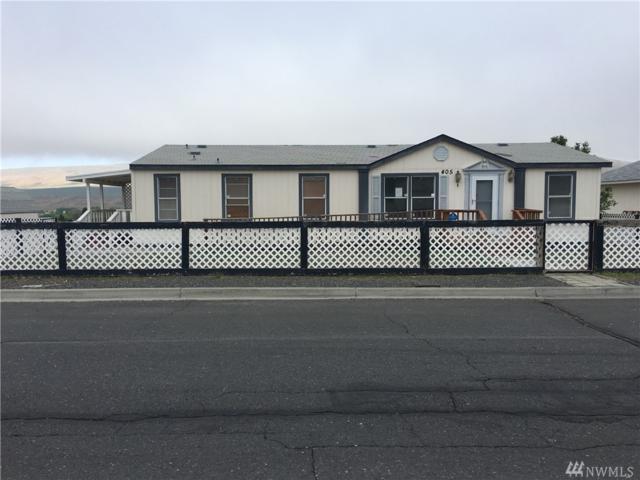 405 Hilltop Dr, Ephrata, WA 98823 (#1469628) :: Ben Kinney Real Estate Team