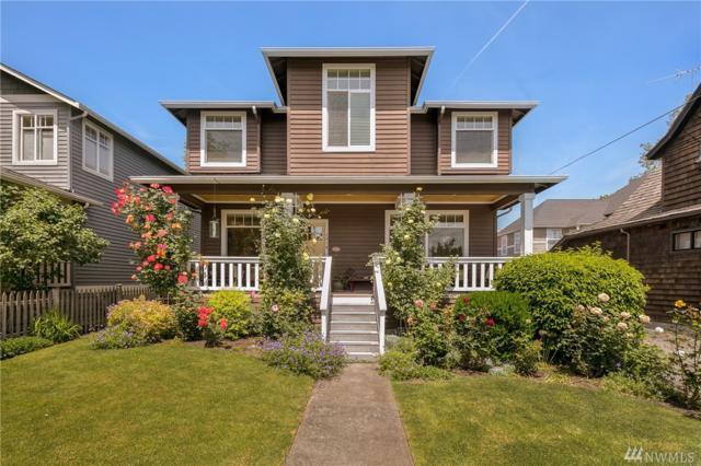 2814 E Roy St, Seattle, WA 98112 (#1469655) :: Ben Kinney Real Estate Team