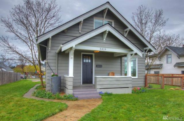 5419 S Junett St, Tacoma, WA 98409 (#1469751) :: Record Real Estate