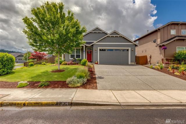 1804 Clatsop St, Woodland, WA 98674 (#1469872) :: The Robert Ott Group