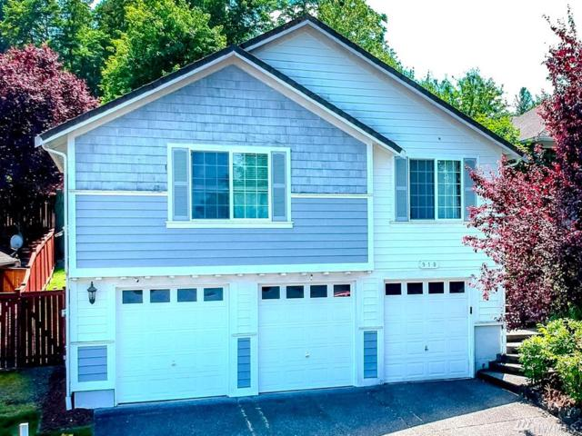 918 25th Ave SW, Puyallup, WA 98373 (#1469942) :: Platinum Real Estate Partners