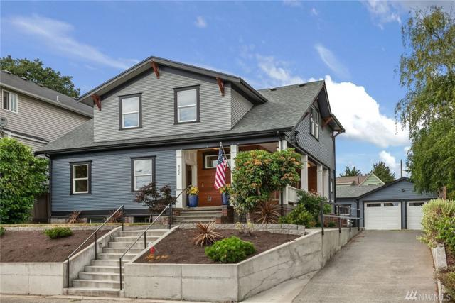 822 NW 50th St, Seattle, WA 98107 (#1469964) :: Platinum Real Estate Partners