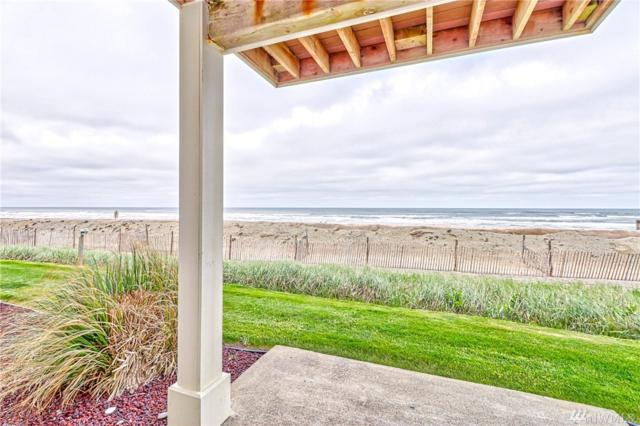 1600 W Ocean Ave #713, Westport, WA 98595 (#1470419) :: Ben Kinney Real Estate Team