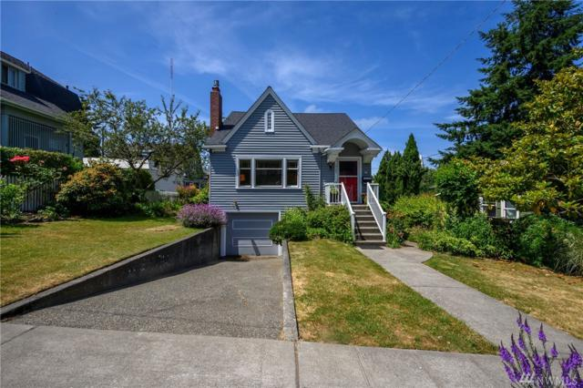 1707 3rd Ave N, Seattle, WA 98109 (#1470530) :: Kwasi Homes