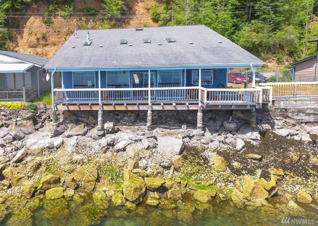 25502 N U.S. Hwy 101, Hoodsport, WA 98548 (#1470661) :: Better Properties Lacey
