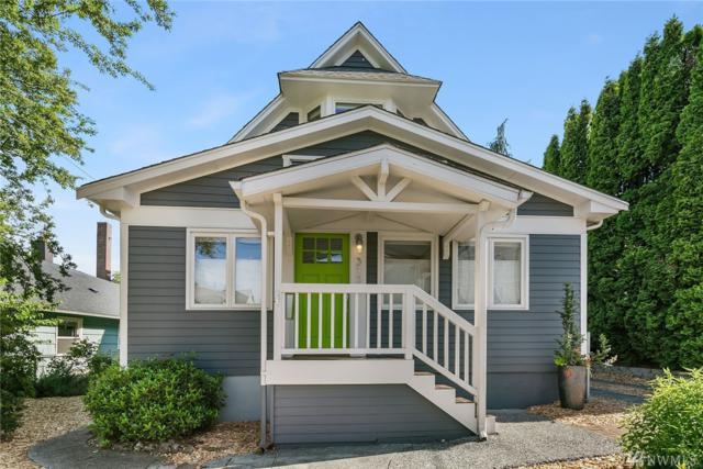 315 N 71st St, Seattle, WA 98103 (#1470705) :: Ben Kinney Real Estate Team