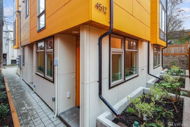 4512-C 40th Ave SW, Seattle, WA 98116 (#1470735) :: Alchemy Real Estate