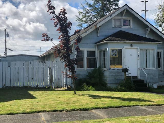 919 W Heron, Aberdeen, WA 98520 (#1470833) :: Kwasi Homes