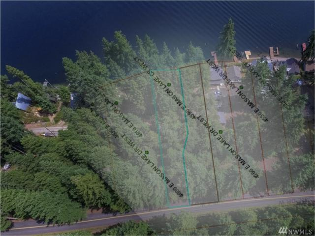 4590-Lot 25 E Mason Lake Dr W, Grapeview, WA 98546 (#1471175) :: Record Real Estate