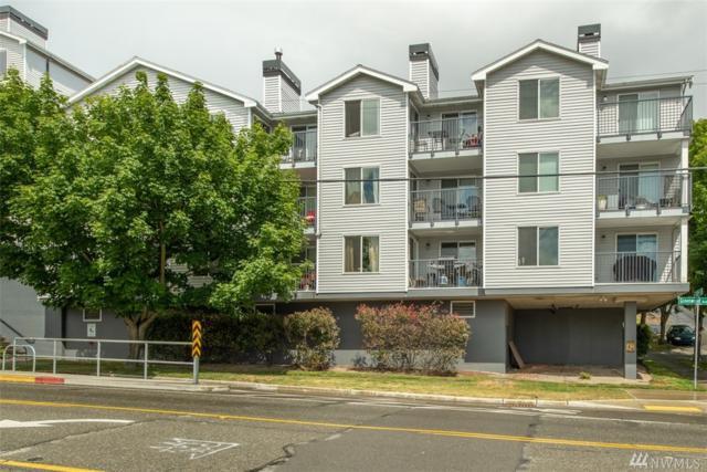 9200 Greenwood Ave N A305, Seattle, WA 98103 (#1471225) :: Ben Kinney Real Estate Team