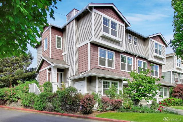 6845 Holly Park Dr S G-1, Seattle, WA 98118 (#1471340) :: Record Real Estate