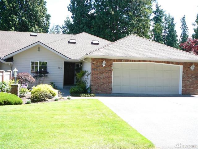190 Fairway Dr, Sequim, WA 98382 (#1471377) :: Platinum Real Estate Partners