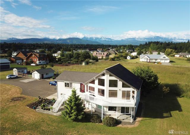 308 Jake Hall Rd, Sequim, WA 98382 (#1471505) :: Canterwood Real Estate Team