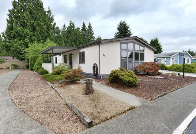 37301 28th Ave S #65, Federal Way, WA 98003 (#1471652) :: Platinum Real Estate Partners