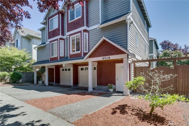 8508 Stone Ave N, Seattle, WA 98103 (#1471770) :: Real Estate Solutions Group
