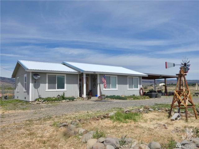 10960 Wilson Creek Rd, Ellensburg, WA 98926 (MLS #1471854) :: Nick McLean Real Estate Group