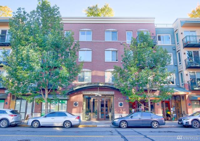 6801 Greenwood Ave N #207, Seattle, WA 98103 (#1471869) :: Better Properties Lacey