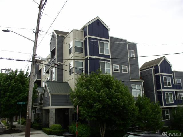 9057 Greenwood Ave N #102, Seattle, WA 98103 (#1471939) :: Better Properties Lacey