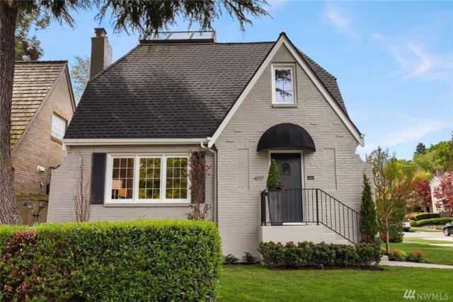 4117 50th Ave NE, Seattle, WA 98105 (#1472075) :: Record Real Estate