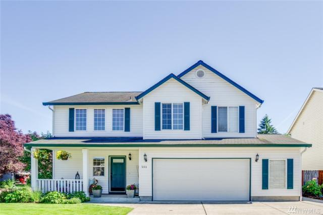 503 NW 147th St, Vancouver, WA 98685 (#1472259) :: Record Real Estate