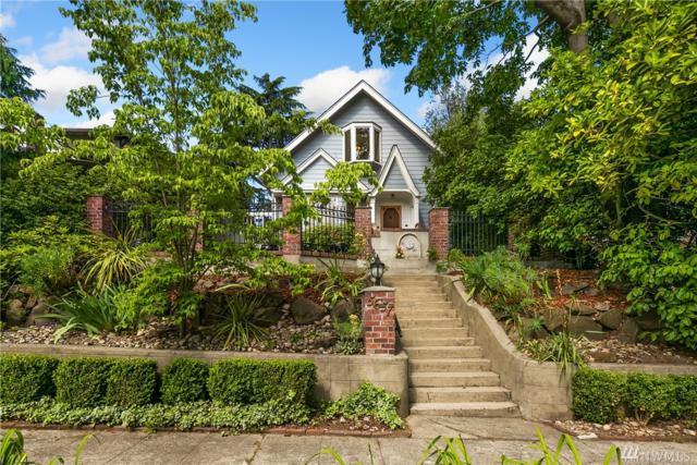 5657 12th Ave NE, Seattle, WA 98105 (#1472306) :: Record Real Estate