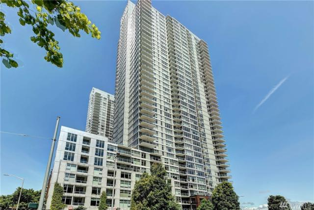 588 Bell St 504S, Seattle, WA 98121 (#1472342) :: Real Estate Solutions Group