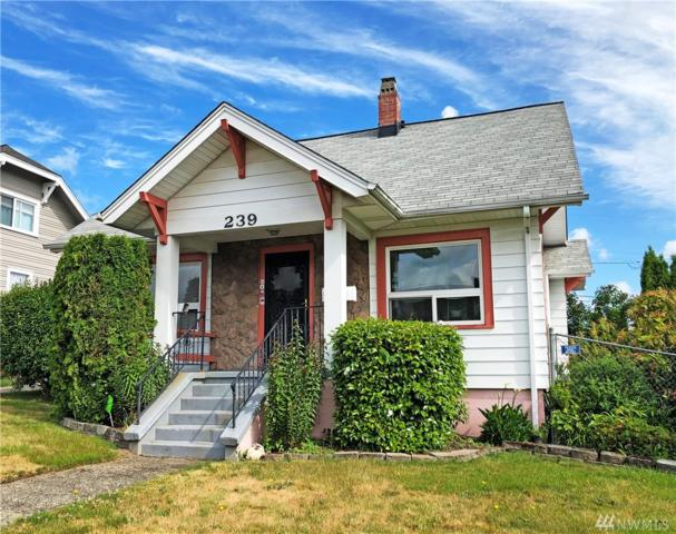 239 S 55th St, Tacoma, WA 98408 (#1472358) :: Record Real Estate