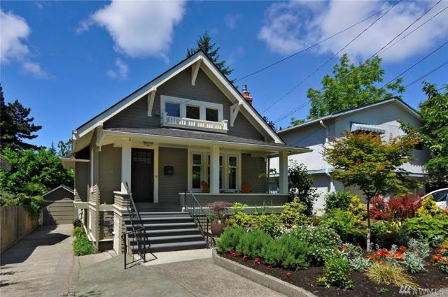 5711 29th Ave NE, Seattle, WA 98105 (#1472457) :: Record Real Estate