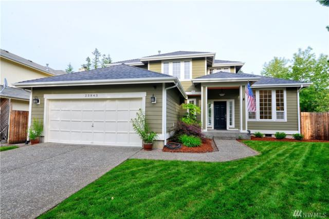 23843 SE 246th St, Maple Valley, WA 98038 (#1472494) :: Ben Kinney Real Estate Team