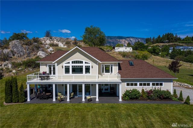 215 N Madeline, Manson, WA 98831 (#1472621) :: Better Properties Lacey