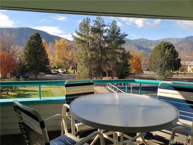 1 Lodge 605-H, Manson, WA 98831 (#1472636) :: The Kendra Todd Group at Keller Williams