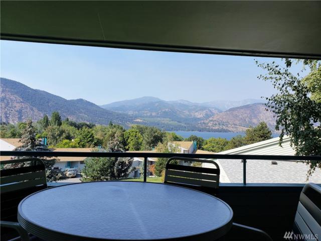 1 Lodge 615-D, Manson, WA 98831 (#1472655) :: Better Properties Lacey