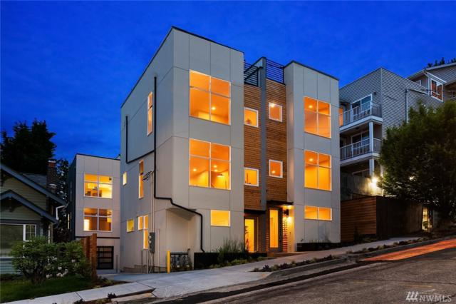 913-B N 50th St, Seattle, WA 98103 (#1472703) :: Real Estate Solutions Group