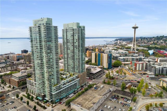588 Bell St 804S, Seattle, WA 98121 (#1472789) :: Real Estate Solutions Group